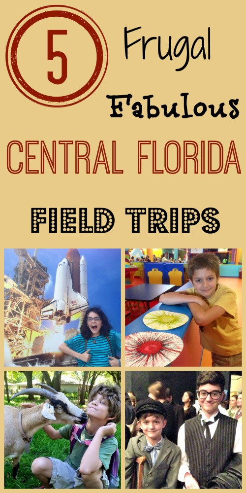 Frugal Florida Field Trips