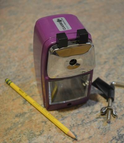 Popular Purple Pencil Sharpener